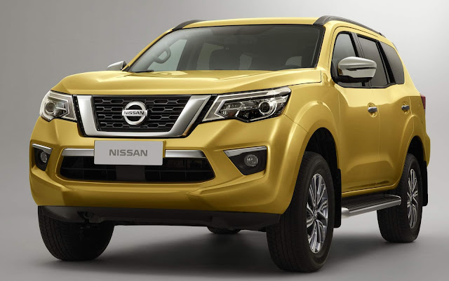 Novo Nissan Terra