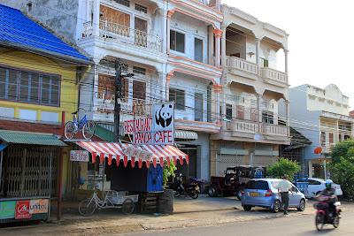 Panda Restaurant Café Pakse