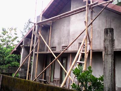 Proses pembangunan rumah