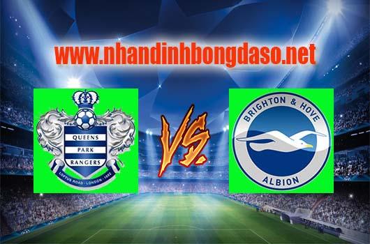 Nhận định bóng đá Queens Park Rangers vs Brighton, 01h45 ngày 08-04