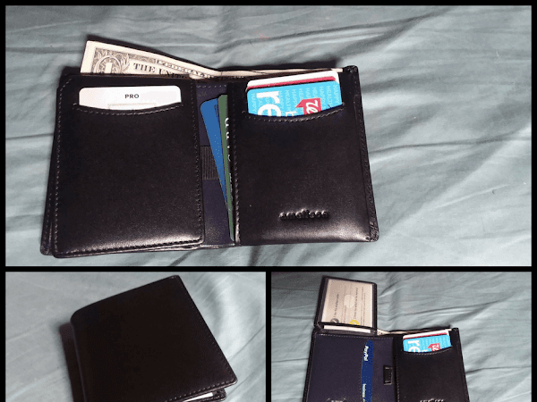 Staying Safe While Traveling? Use a Leather RFID Wallet