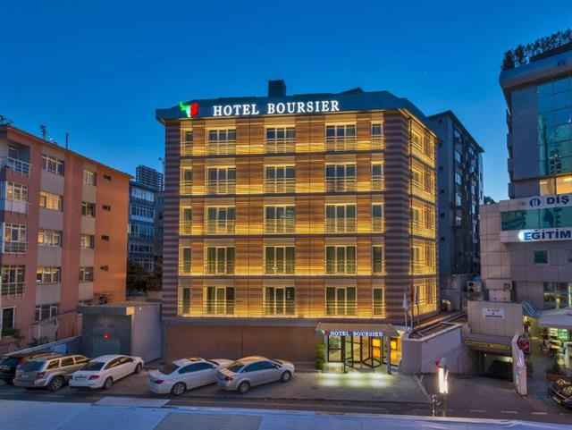 Hotel Boursıer
