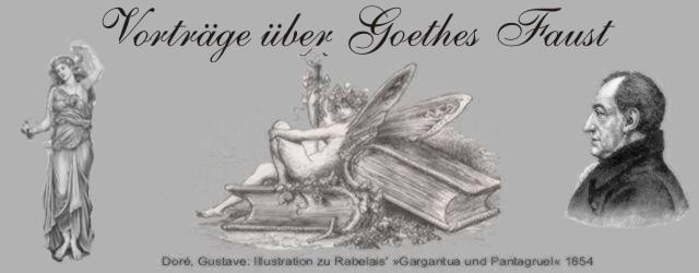Vorträge über Goethes