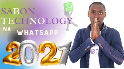 Application din da yake yin kowai na whatsapp