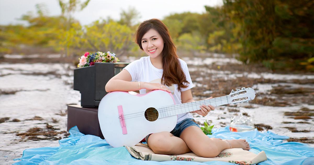 chọn đàn guitar classic cho người mới học