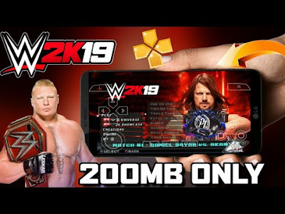 200 Mb Download Wwe 2k19 Iso Ppsspp Game For Android