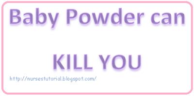 Talc: Hidden Danger of Baby Powder