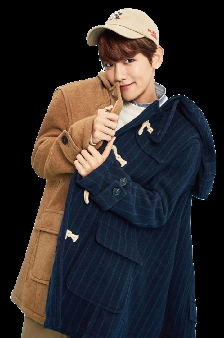 EXO Baekhyun PNG