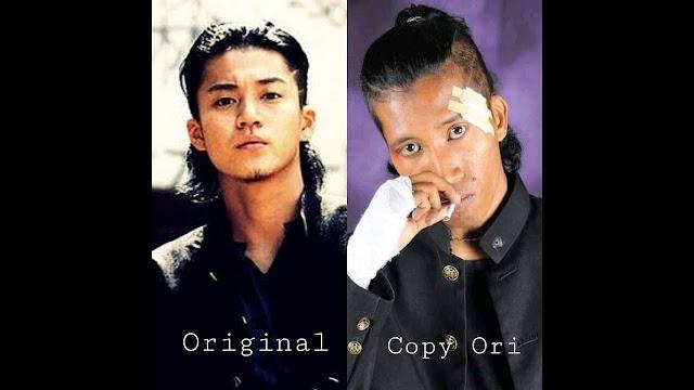 Cosplay Genji Indonesia
