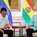 """Tras la Cumbre de las Américas, Nicolás Maduro tildó a Mauricio Macri, Michel Temer y Juan Manuel Santos de """"peleles del imperialismo"""""""