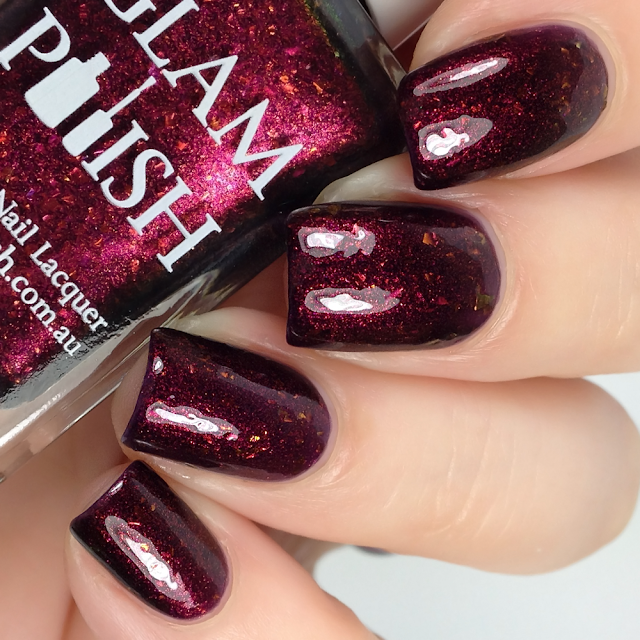 "Glam Polish-Are You Still...""Grrr""?"