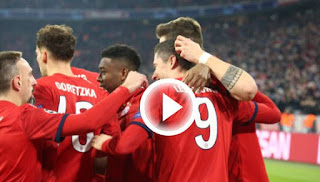 Bayern Munich vs Benfica 5-1 Highlights