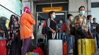 Malaysia Akan Deportasi Ribuan Migran Indonesia Tak Berdokumen