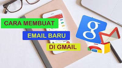 Cara Membuat Email Baru Di Gmail Mudah dan Gratis