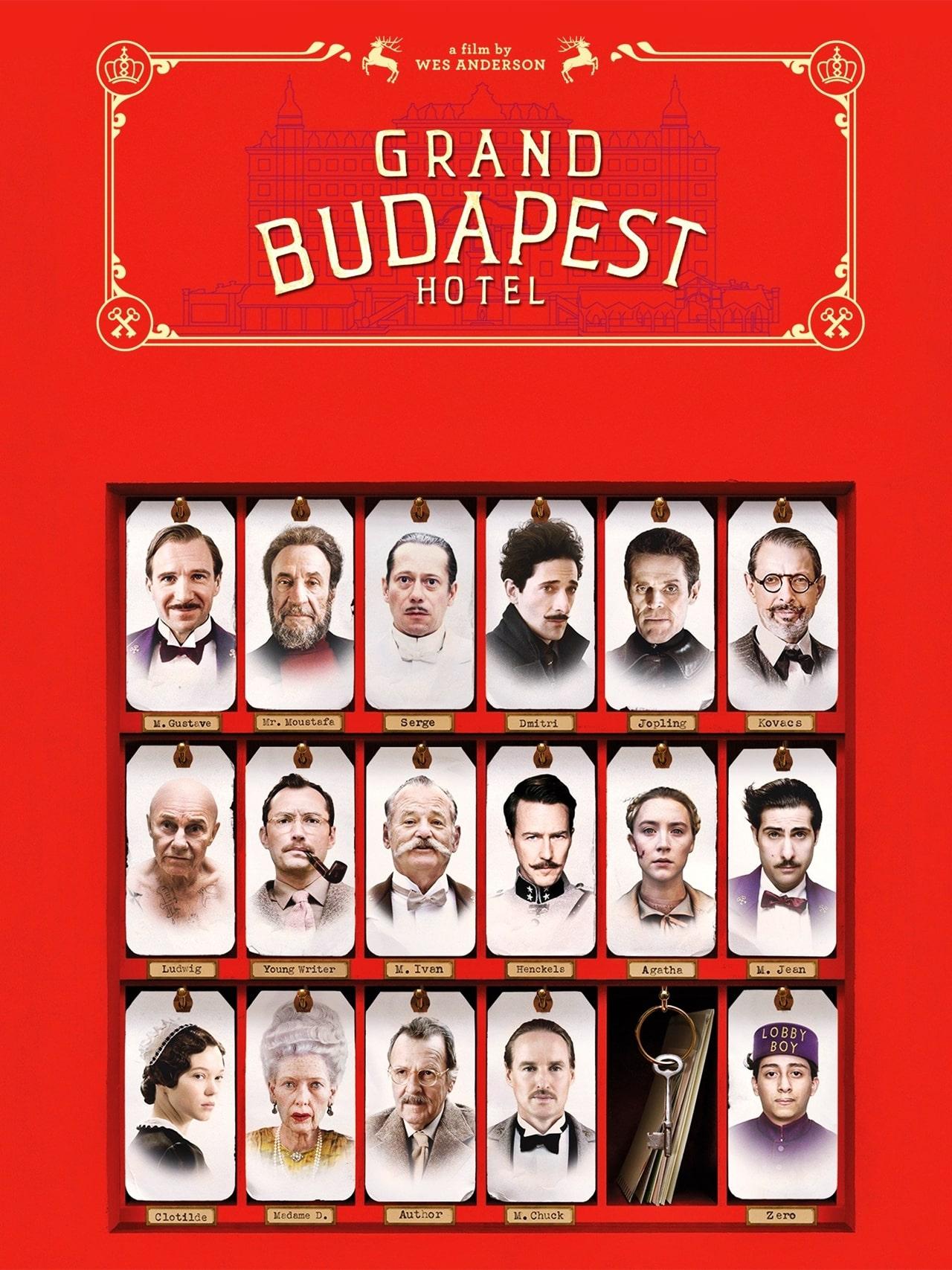 Review Filem : The Grand Budapest Hotel (2014), Filem Terbaik Karya Wes Anderson