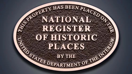 The National Register of Historic Places (NRHP)
