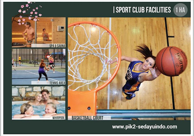 Tokyo Riverside Apartment PIK 2 Sport Club