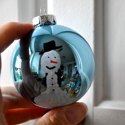 como hacer adornos de navidad para niños