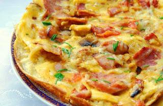 Gambar Resep Masakan Omelette