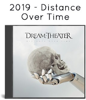 2019 - Distance Over Time