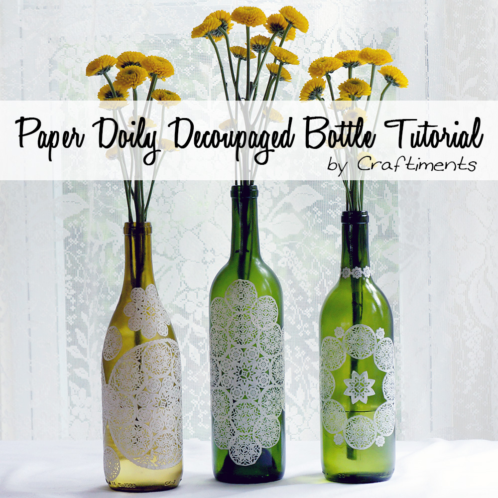 Glass Bottle Crafts To Sell