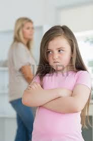 anak bertengkar dengan ibu