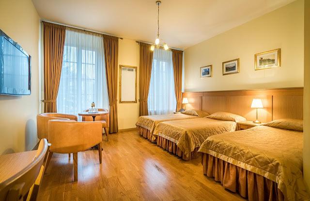 מלון טילטו וילנה