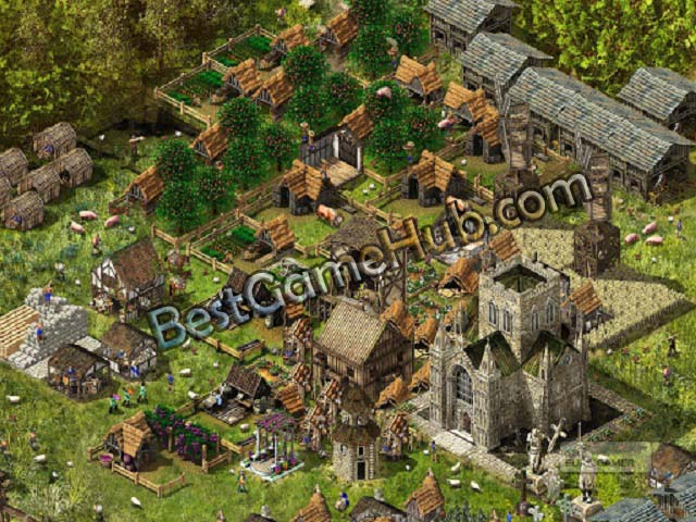 Stronghold Deluxe PC Repack Game Free Download