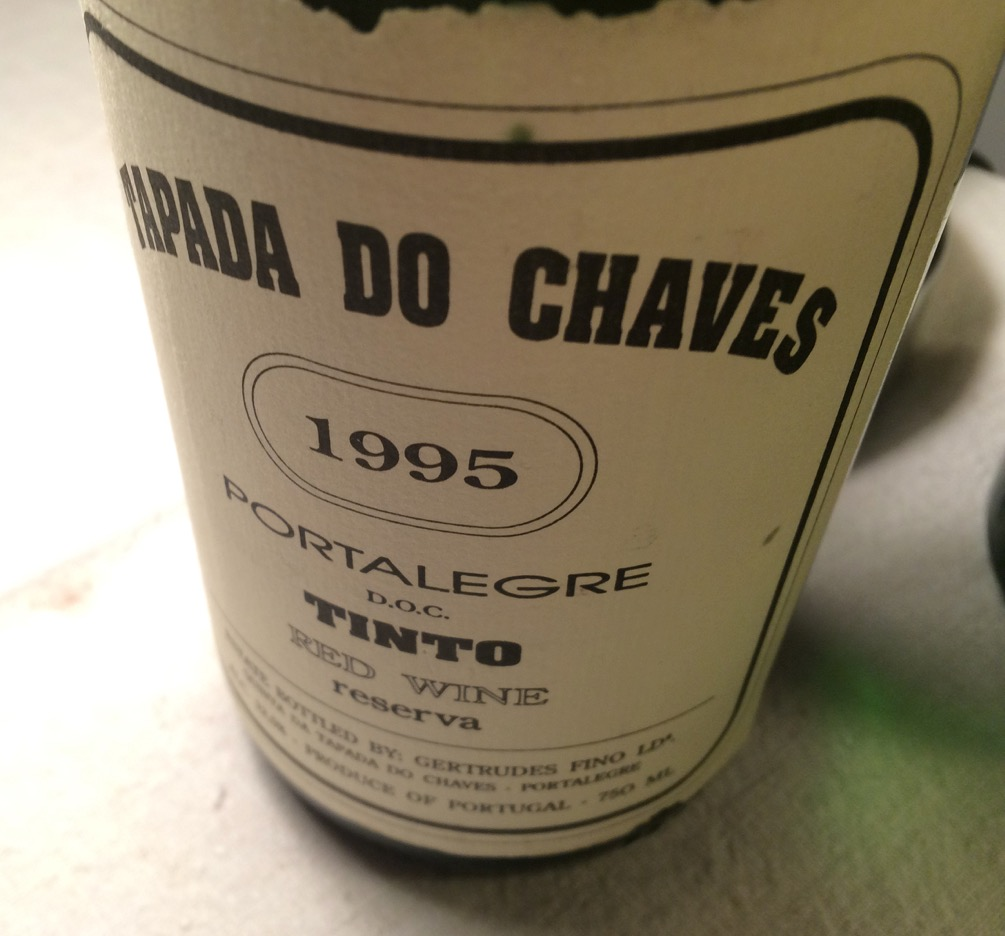 Jims Loire November 2017 Full Bike Pato Fx 1 1995 Tapada Do Chaves Alentejo Lovely Soft Complex Wine From A Classic Estate Sumptuous