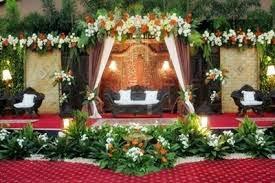 jual bunga dekorasi pernikahan