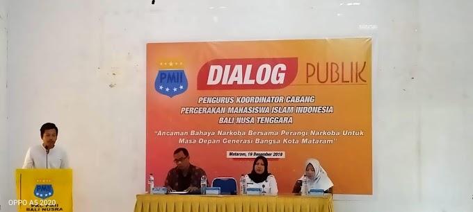 PMII Bali-Nusra Khawatir ada Kepala Dinas Pakai Narkoba
