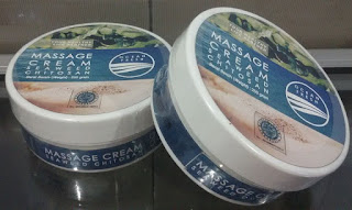 Massage Cream Seaweed Chitosan