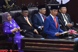 Jokowi : Gaji PNS Tidak Naik Tahun 2020