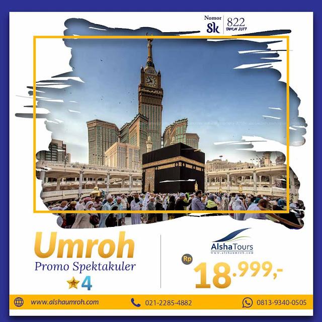 Paket Umroh Promo 2019 Jakarta