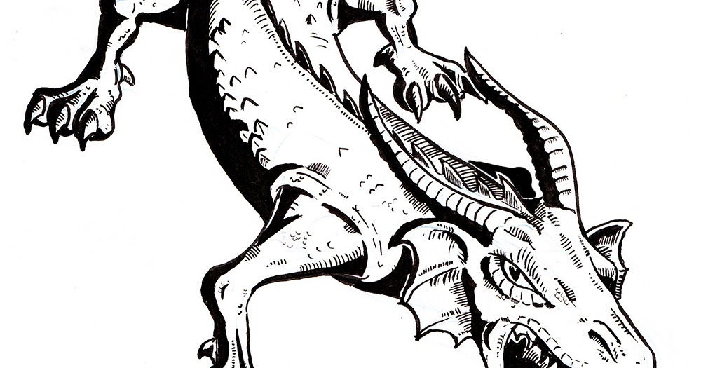 Inktober Monstrosities: I for Ibrandlin