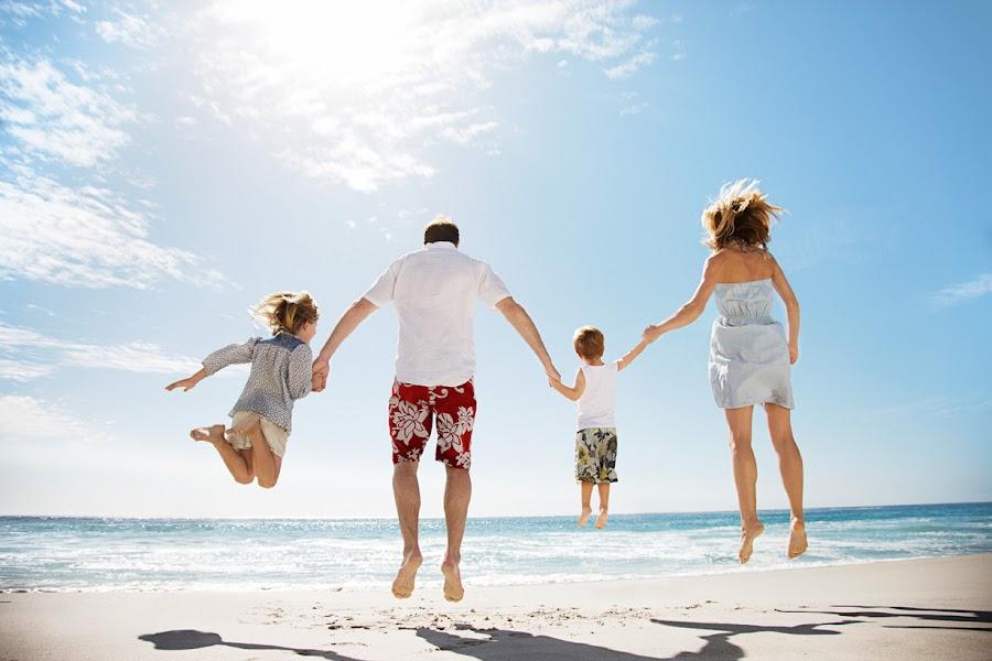 Viajes en familia, cómo prepararse