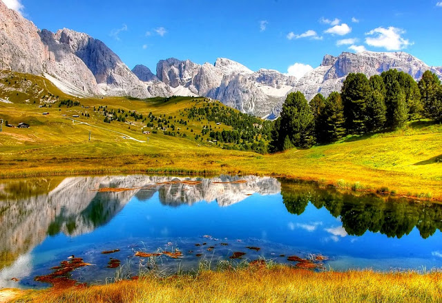 Top 50+ Latest Beautiful Mountain Picture And Mountain Wallpaper