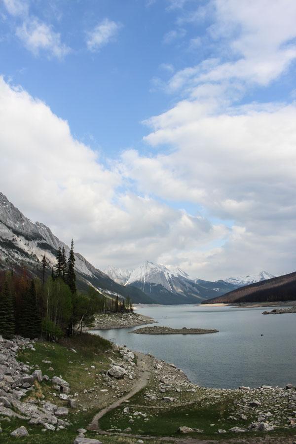 Moraine Lake, Jasper National Park