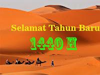 Selamat Tahun Baru Islam 1 Muharam 1440 H
