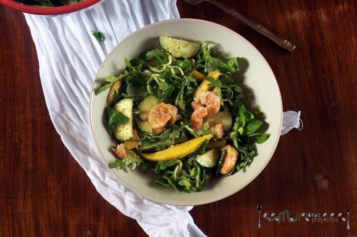 como preparar receta de ensalada en thermomix