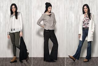 Núcleo Moda otoño invierno 2016 pantalones oxford.