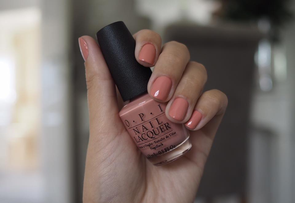 OPI California Dreaming - Excuse Me, Big Sur