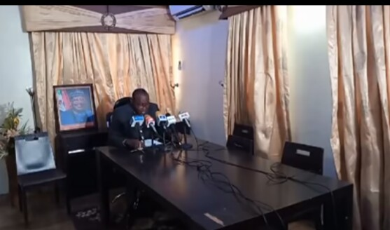 Sacked Bayelsa Deputy Governor Says- I Didn't Forge My Certificates(video)