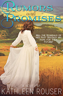 http://smile.amazon.com/Rumors-Promises-Kathleen-Rouser/dp/1941103669/ref=sr_1_1?s=books&ie=UTF8&qid=1462021040&sr=1-1&keywords=rumors+and+promises
