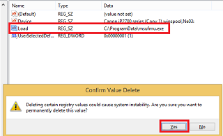 memperbaiki dan mengatasi pesan Explorer.exe pada startup windows