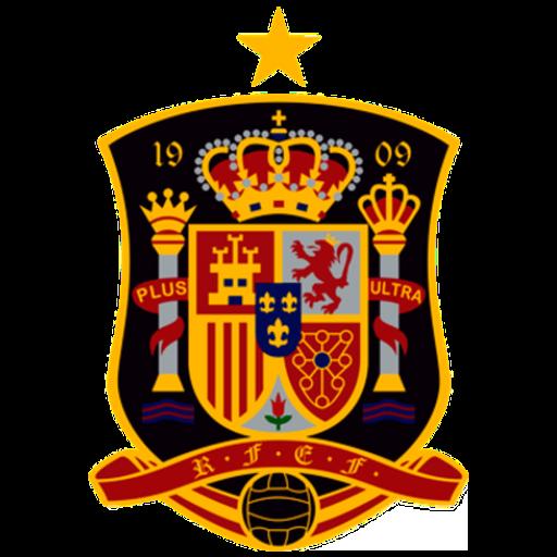 Kit Đội Tuyển ( ĐTQG ) Tây Ban Nha + Logo Dream League Soccer 2021
