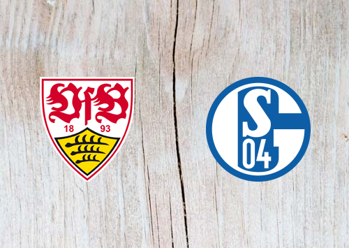 Stuttgart vs Schalke 04 - Highlights 22 December 2018