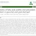 Uma revisão dos perfis de ácidos graxos e do teor de antioxidantes em bovinos alimentados com capim e grãos.