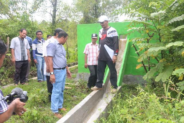 Di Aceh Jaya, Paket Satu Unit Pompa Air Rp800 Juta