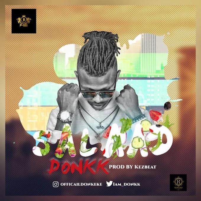 [Music] Donkk – Salaad